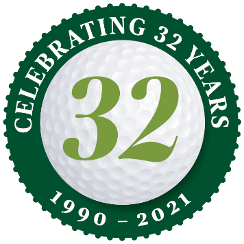 [logo] Celtic Golf, celebrating 32 years in business. 1990-2021