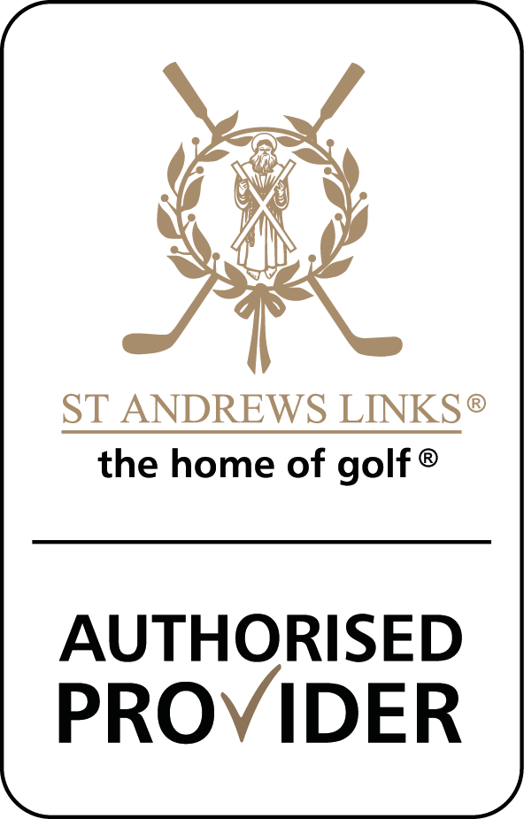 [logo] Authorized provider, St Andrews Tee Times