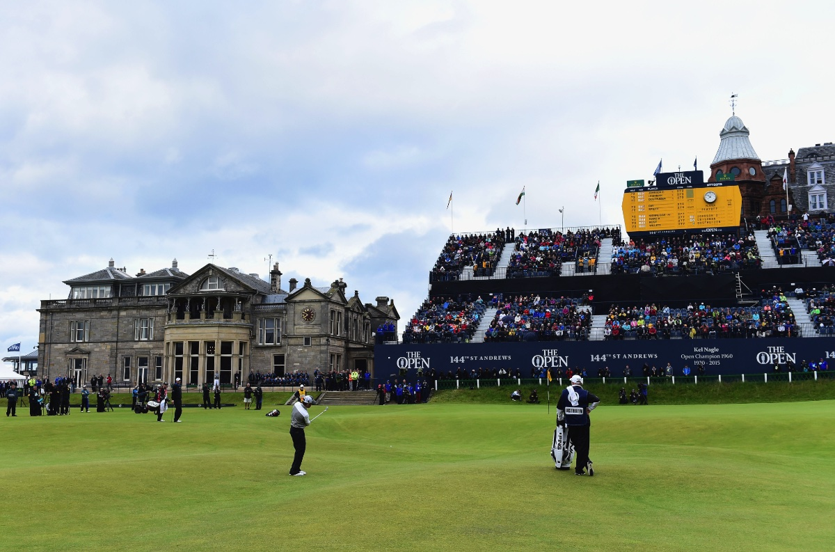 The 150th Open at St Andrews: Celtic Golf unique packages are on sale now.