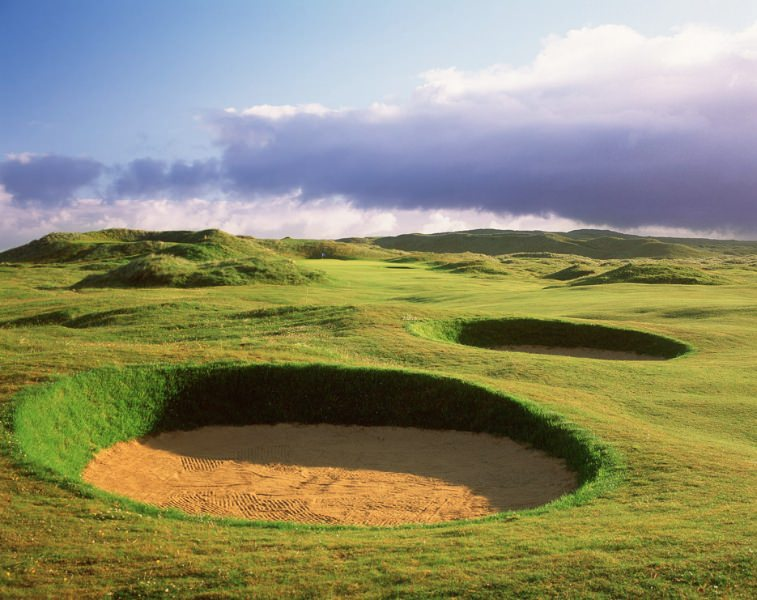 Play the Sligo, Mayo and Donegal links with Northwest Magic (new)
