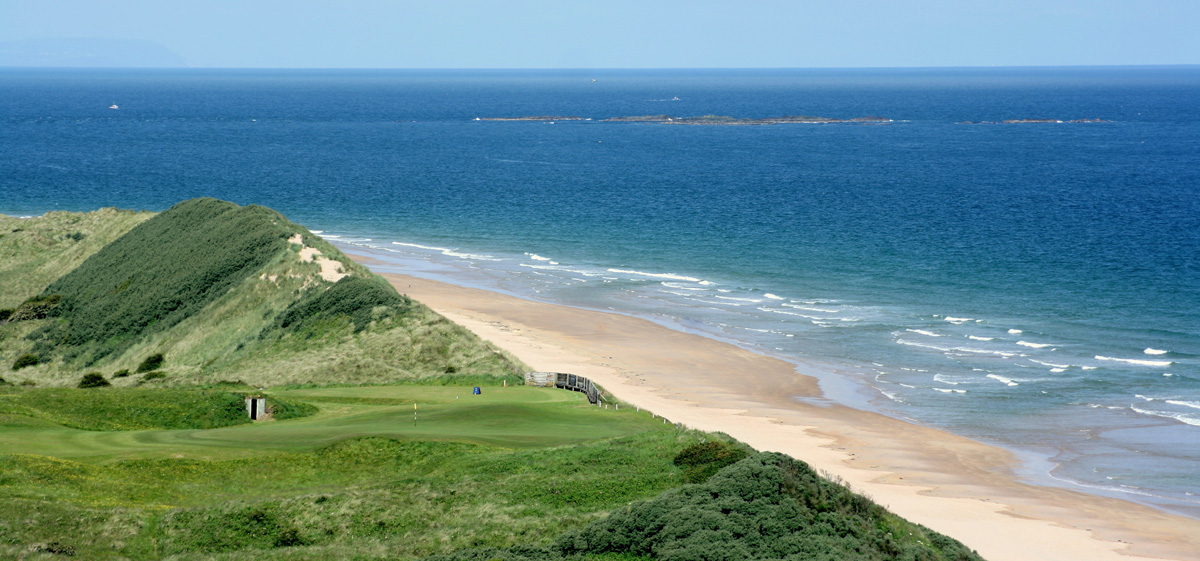 The Open official YouTube channel has lots of background information on Royal Portrush courses, history and more!