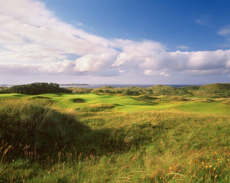 New Northern Ireland Links vacation packages for 2017 and 2018