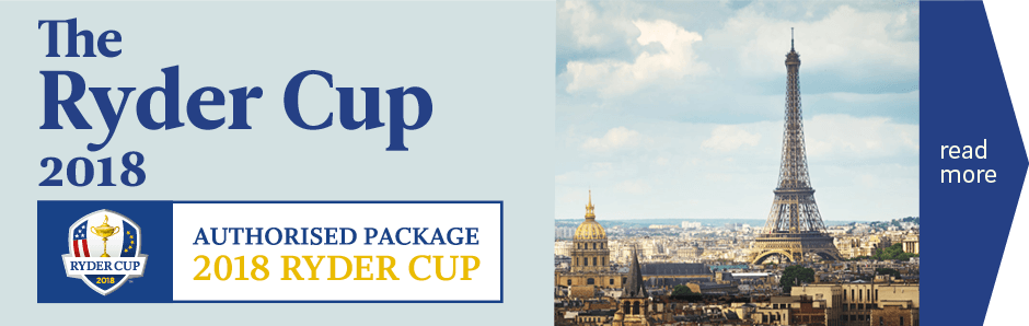 The Ryder Cup 2018 - authorised vacation packages with CelticGolf.com