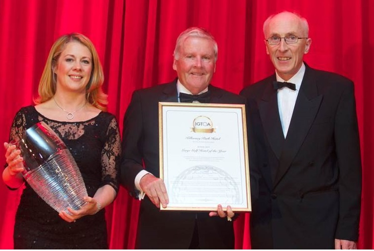 Killarney Park Hotel awarded top slot by IGTOA