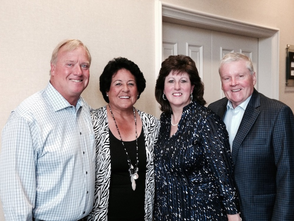 Celtic Golf teams up with Nancy Lopez Golf Adventures at St. Andrews