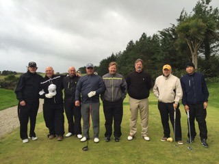Kovacevich Group with Celtic Golf