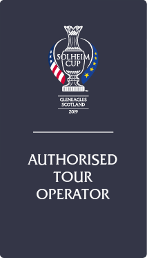 Authorised Tour Operator The Solheim Cup 2019