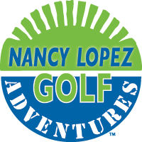 Nacy Lopez Golf Adventures Logo